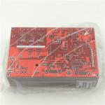 Red solder mask PCB